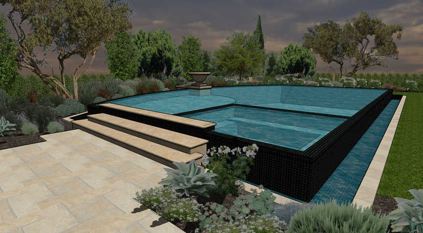 San Clemente Custom Pool Builder | Designing and Planning
