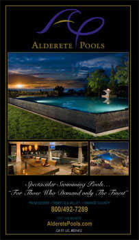Advertising | Alderete Pools | Build a Pool in Southern California