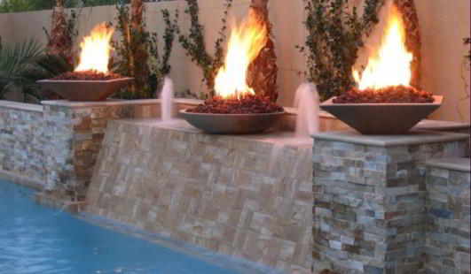 3 Fire Pits | Fire Pits for Pool Decks San Clemente