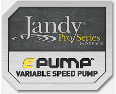 Jandy Pro Series EPumps | Alderete Pools | In Ground Pool Construction Orange County