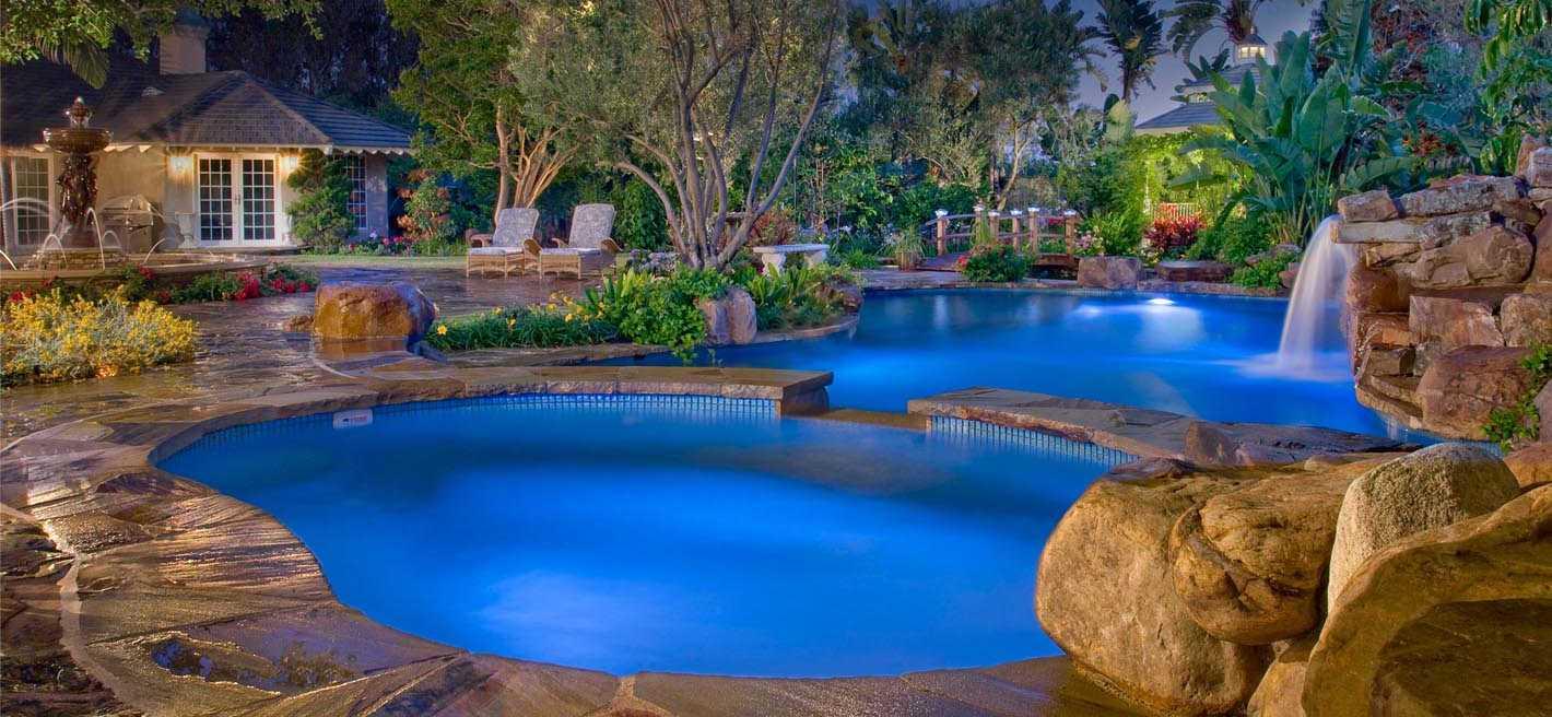 Orange county pool builder custom pool designs southern for Pool design orange county