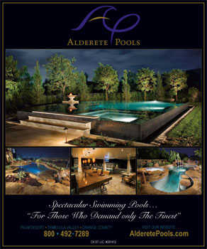 Alderete Pools | Build a Pool in Southern California