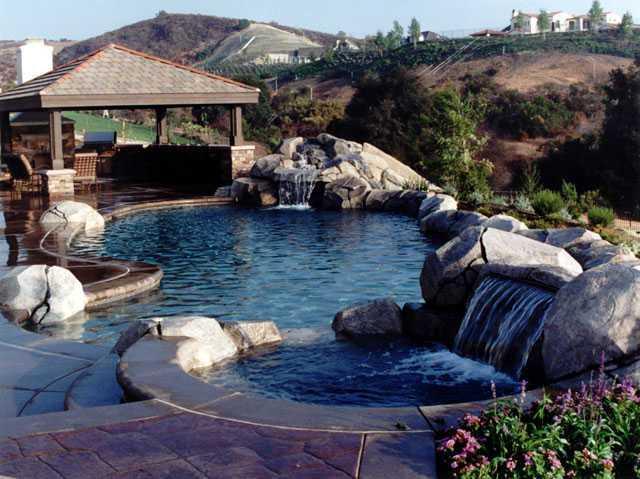 135 - Alderete Pools, Inc.