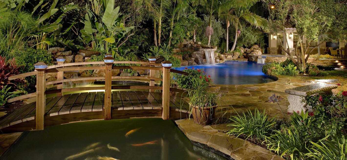 Orange County Pool Builder | Custom Pool Designs Southern ...